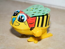 """VINTAGE METAL """"YONE"""" (WIND-UP) BUMBLE BEE, MADE IN JAPAN - HARD TO FIND"""