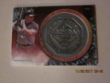 2017 Topps Update 1994 NL MVP Award Medallion Jeff Bagwell #MVPR-JBA Astros NrMt