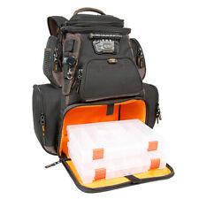 Wild River Tackle Tek Nomad XP Lighted Backpack USB Charging 2 PT3600 Trays