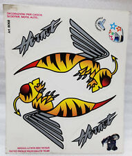 ADESIVO GIALLO CALABRONE YELLOW HORNET MOTORCYCLE SCOOTER STICKER DECAL TUNING