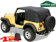 Emergency Top Notfall Softtop Verdeck Pavement Ends Jeep Wrangler TJ Bj. 97-06
