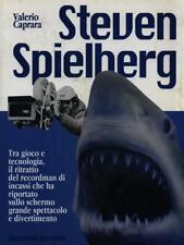 STEVEN SPIELBERG  CAPRARA VALERIO GREMESE EDITORE 1997 I GRANDI DEL CINEMA