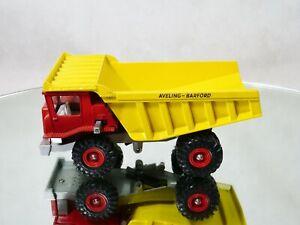 Dinky Toys GB n° 924 camion Aveling-Barford  Centaur Dump truck peu sorti