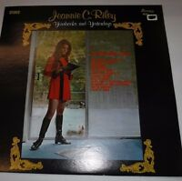 Jeannie C. Riley yearbooks and yesterdays 33RPM PLP2 102916LLE