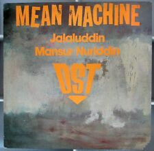 DST Mean Machine 12 inch 1984 Jalaludin Mansur Nuriddin Celluloid Derek Showa