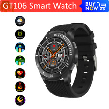 Waterproof Smart Watch Heart Rate Monitor Fitness Bt Smartwatch For Ios Android