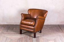 Leather Armchairs Dutch/Flemish Antique Chairs