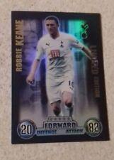 Match Attax 2007/08 0708 Robbie Keane Tottenham hotspur FC Limited Edition