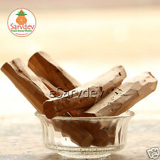 Sandalam Wood Stick 100% Pure 100g - Chandan Lakdi (For Skin and Spiritual Use)