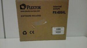 """PLEXTOR PX - 608 AL MASTERIZZATORE CD / DVD ± Rw (±R DL) INTERNO ATAPI 5.25"""" IDE"""
