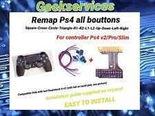 "Ps4 SONY V2/Pro/Slim ""Remap board Ps4 v3"" Easy Remapper Ps4 Jdm-040"