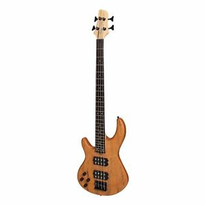 Tokai 'Legacy Series' Left Handed Mahogany T-Style Contemporary Electric Bass Gu