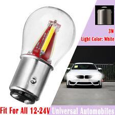 4 LED Canbus Reverse Lamp White Backup Reversing Light P21W BA15S 1156