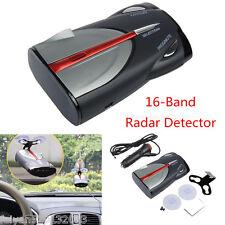 New listing 360° Car Suv Driving 16-Band Radar Detector Xrs 9880 Laser Anti Radar Detector