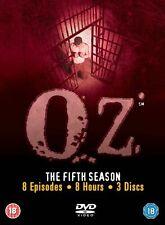 OZ ~ THE FIFTH SEASON DVD BOX SET { NEW & SEALED }