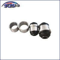 New Rear Knuckle Bushings Set of 2 Upper & Lower For Cadillac Seville Deville