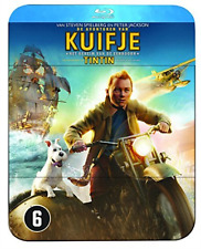 Avonturen van Kuifje - Het geheim van de eenhoorn (Steelbook) - Du Blu-Ray NUOVO