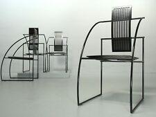 1 (8) Quinta Chair by Mario Botta for Alias 1985 Vintage Chair Chairs