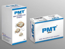 1x Pmt Lotion and 1x Soap Permethrine for Scabies Public Lice Similar Elimate
