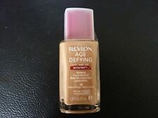 Revlon Age Defying Liquid Makeup / Foundation- NATURAL BEIGE #06- All Skin Types