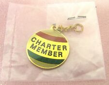 Charter Member Ornam Dangle / Hallmark Local Collector Clubs Attach to Their Pin