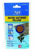 AQUARIUM PHARMACEUTICALS WATER SOFTENER PILLOW API SIZE 5. IN THE USA