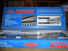 ATLAS CUSTOM SUPREME #5 LH SWITCH 3 RAIL