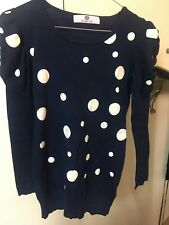 TO BE TOO BAMBINA MAGLIA MAGLIETTA MAGLIONE TO BE TOO TG SIZE 34