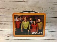 STAR TREK  Original Series Original Cast Tin Lunch Box