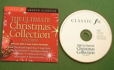The Ultimate Christmas Collection Vol II inc Sleigh Ride + Classic FM CD