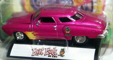 RACING CHAMPIONS 51 1951 STUDEBAKER RAT FINK ED ROTH BIG DADDY HOT ROD CAR PINK