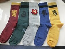 358b761e62562 MENS HARRY POTTER HOGWARTS HOUSE SOCKS Size UK 9-12 BIRTHDAY GRYFFINDOR GIFT