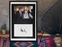 Stephen Fry Autograph Reprint 20x30 A4 Autogramm Kopie und Foto