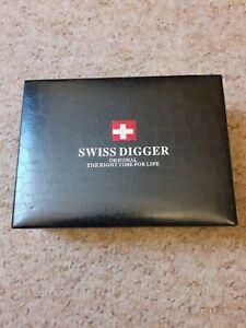 Swiss Digger Wristwatch