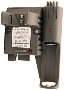 Streamlight 74115 Strion USB Piggyback Charger Holder, Strion Flashlight