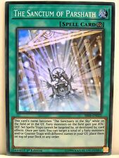 Yu-Gi-Oh - 1x #025 The Sanctum of Parshath - SR05 - Wave of Light Structure Deck