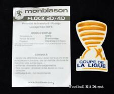 Official French champions Coupe de la ligue Football Shirt Patch/Badge Monaco