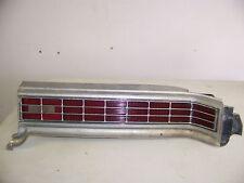 1969 BUICK ELECTRA 225 RH TAILLIGHT OEM #5961958 / 5961462