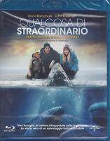 Blu-ray **QUALCOSA DI STRAORDINARIO** nuovo sigillato 2012