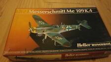 Heller 80229 1 72 Scale Messerschmitt Me109 K-4 Model