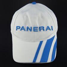 Panerai Luxury White And Blue Cap Hat Very Rare 2017