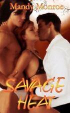 Savage Heat, Monroe, Mandy, Good Book