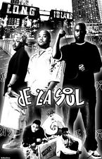 "DE LA SOUL  11x17  ""Black Light"" Poster"