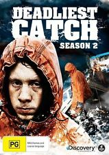 Deadliest Catch : Season 2 (DVD, 2013, 4-Disc Set)