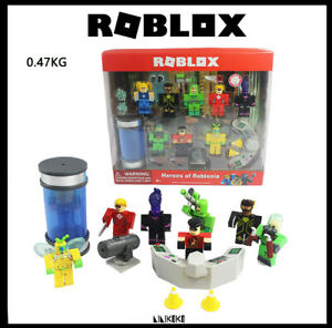 Legends of Roblox - Heroes Action Mini Figures PlaySet D Game Toy Gift AU