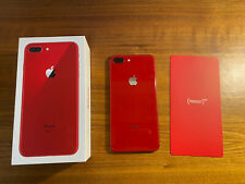 Apple iPhone 8 Plus (PRODUCT)RED - 256GB - (Unlocked) A1897