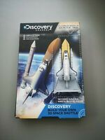 Paladone - Discovery Channel - Build Your Own 3D Space Shuttle (30cm Tall)