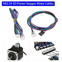 Nema17 Schrittmotor Kabel Stepper Stepmotor CNC für RepRap 3D Drucker 5-15m