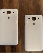 LG Optimus G Pro Folio/Phone Case ATT White Never Used