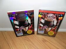 Charlie and the Chocolate Factory Dvd 2-Disc Set Widescreen Deluxe Edition New